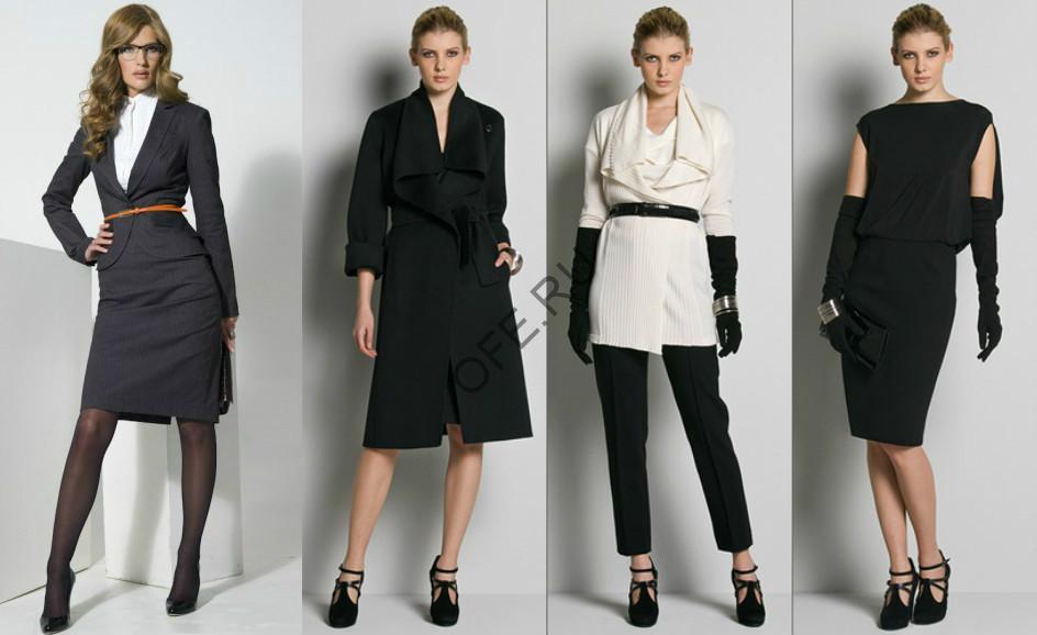 Классический стиль пальто