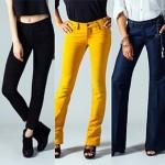Модные женские джинсы 2016