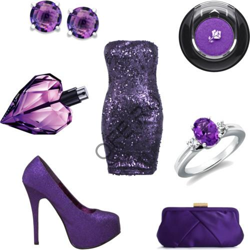 Фиолетовый цвет вновь на пике популярности