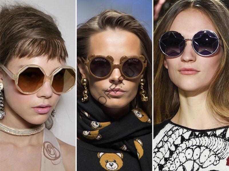 Мода очки женские 2016