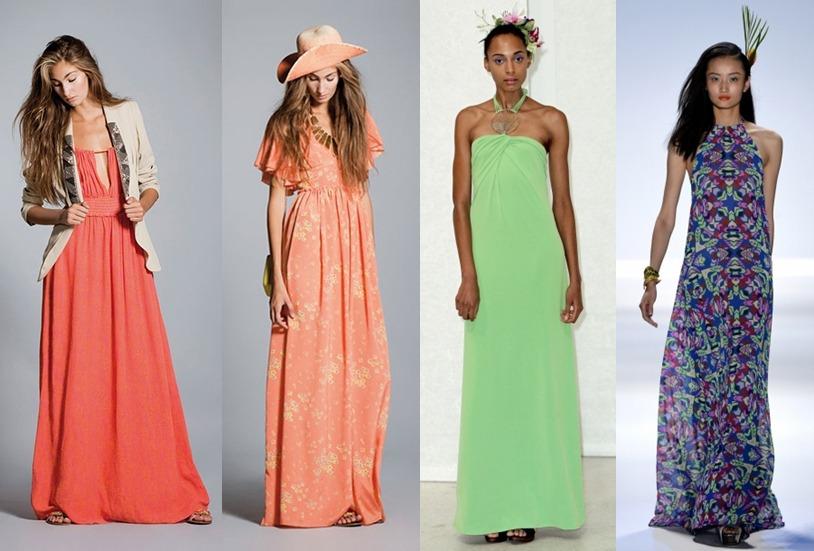 Длина платьев. Как выбрать?