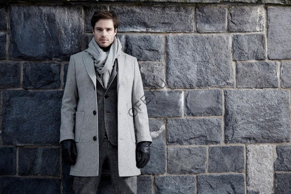 Оригинальные мужские пальто 2016 года