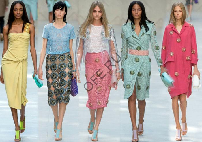 Что будет модным весной 2016