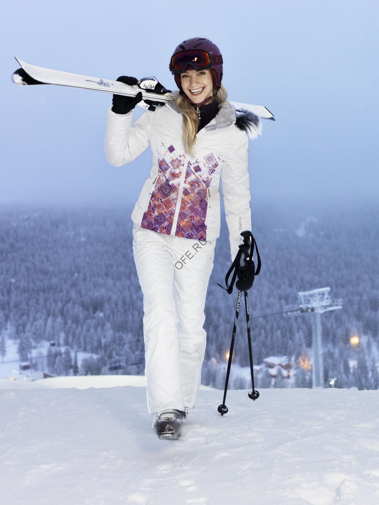 Штаны для лыжного спорта