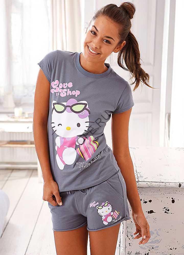 домашняя одежда для женщин фото