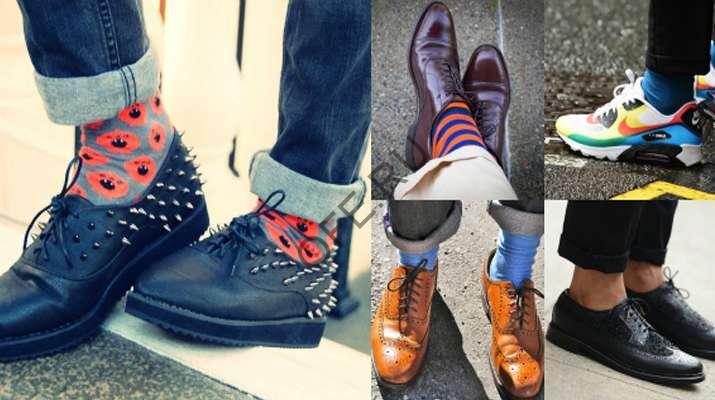 Нелепые туфли
