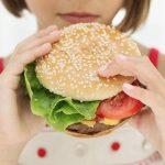 гамбургер миниатюра