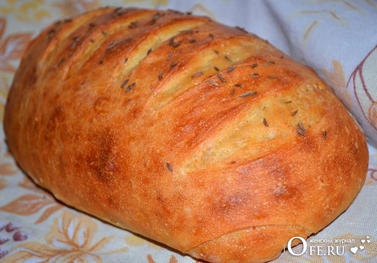Хлеб в духовке рецепты с фото