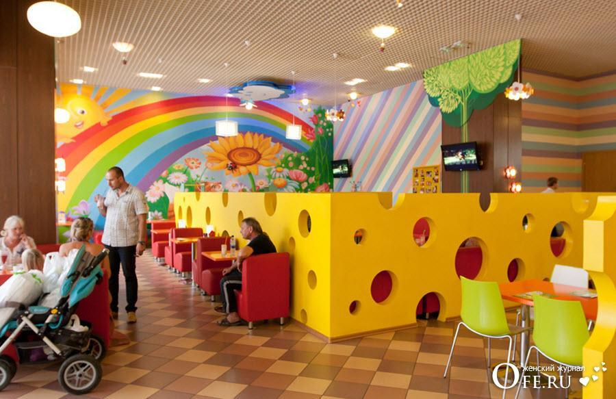 Детские развлечения в Москве