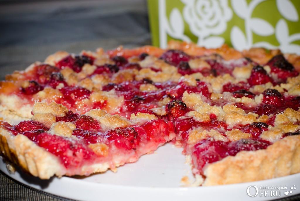 Пирог с сливой замороженной рецепт с пошагово в духовке