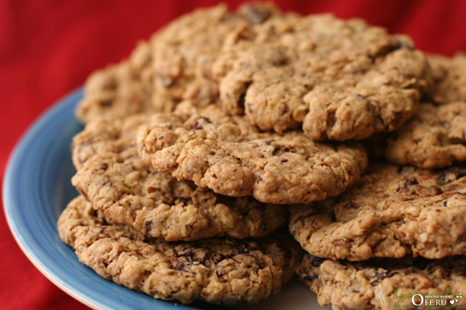 рецепт вкусного печенья в домашних условиях