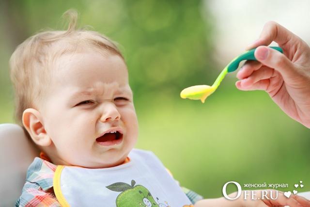 Ребенок плохо ест, что делать?
