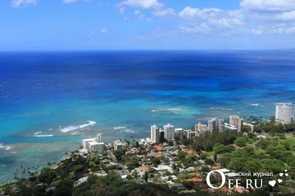 Отдых на Гавайских островах