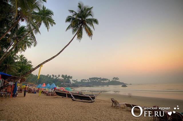 Отдых на Гоа (Индия)
