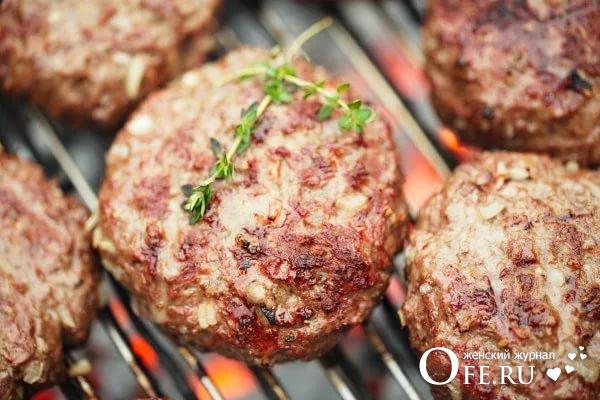 Котлеты из говядины как сделать мягкими и сочными