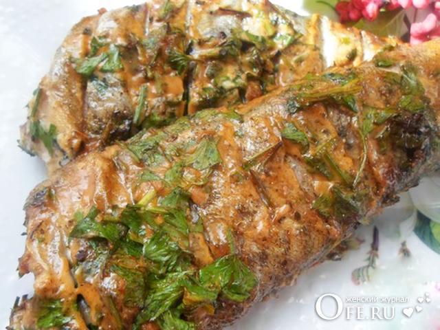 Рыба в духовке: рецепты