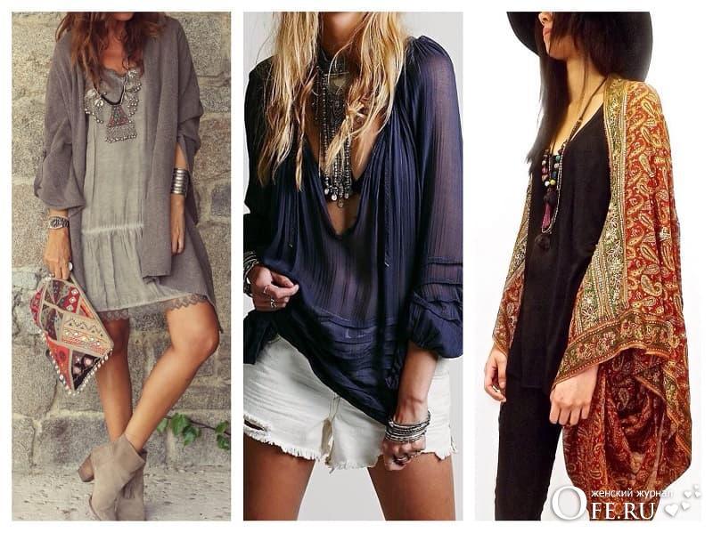 Стиль бохо в одежде