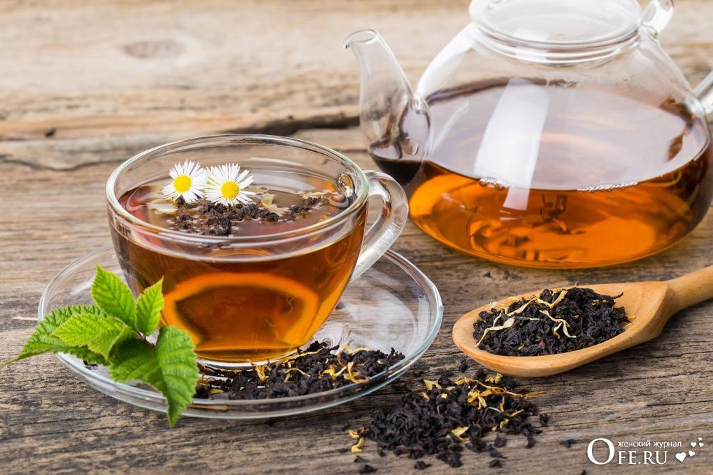 Как заваривать черный чай